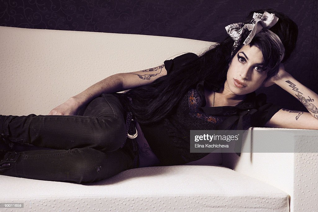 Photos et images de Amy Winehouse, Jalouse, January 25 ...