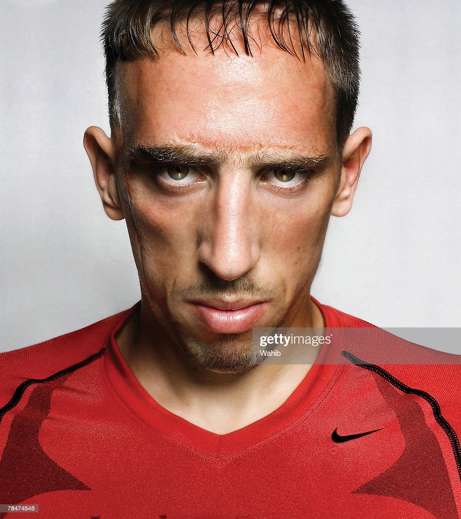 Franck Ribery By Wahib s and