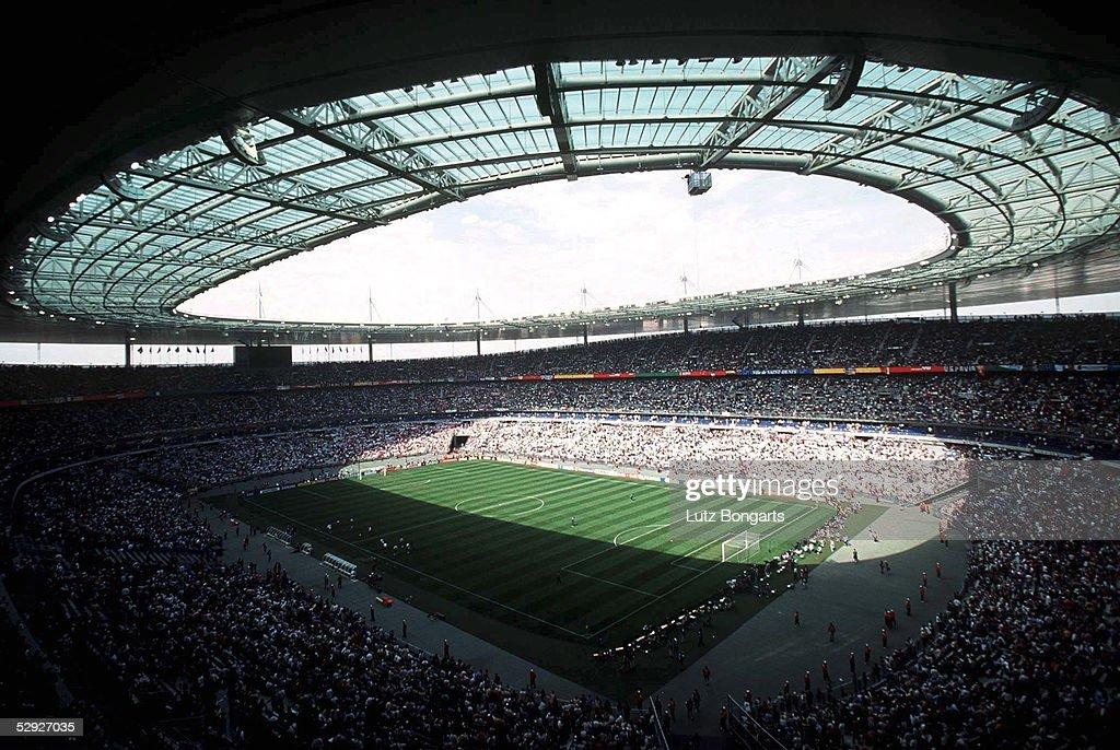 Paris StDenis 230698 STADE DE FRANCE/STADION/FUSSBALLSTADION