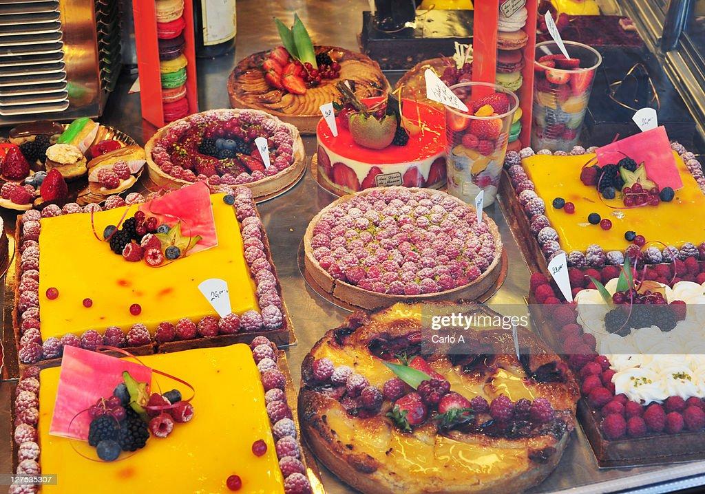 Paris sweets : Stock Photo