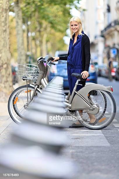 Paris, Vélib'