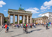 Pariser Platz Brandenburg Gate