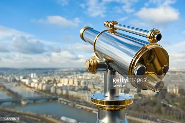 Télescope touristiques de Paris
