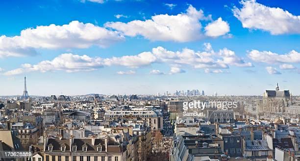 (XXL) les toits de Paris