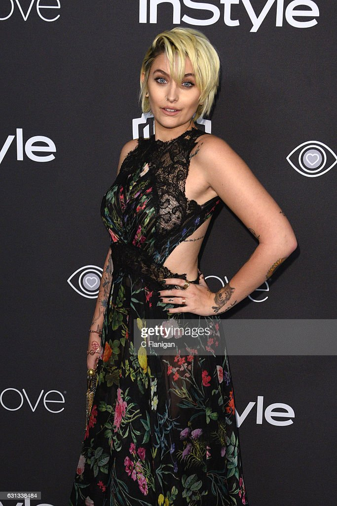 Paris-Michael Katherine Jackson attends the 18th Annual Post-Golden Globes Party hosted by Warner Bros. Pictures and InStyle at The Beverly Hilton Hotel on January 8, 2017 in Beverly Hills, California.