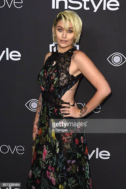 ParisMichael Katherine Jackson attends the 18th Annual PostGolden Globes Party hosted by Warner Bros Pictures and InStyle at The Beverly Hilton Hotel...