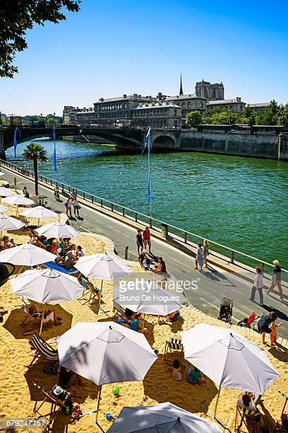 'Paris-Plages' in France