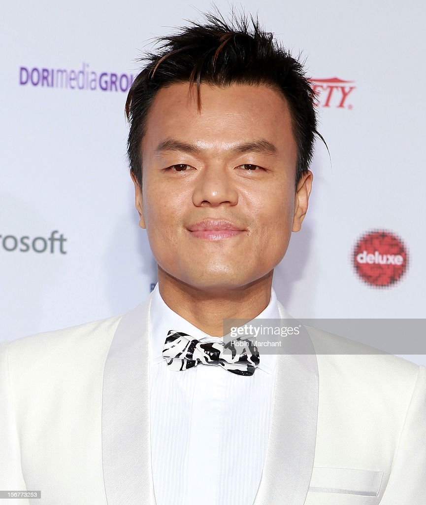 J.Y. Park attends the 40th International Emmy Awards on November 19, 2012 in New York City.