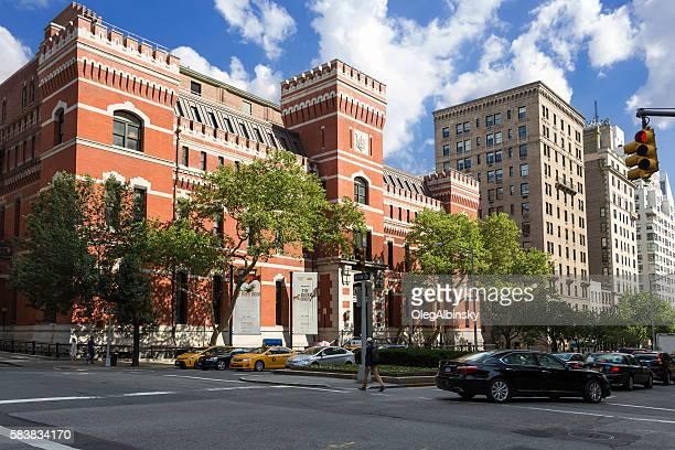 Park Avenue Armory, Manhattan Upper East Side, New York.