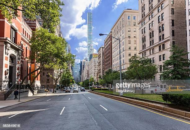 Park Avenue, Manhattan Upper East Side, New York.