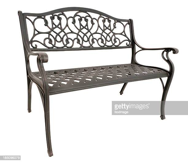 Park Bench - Front