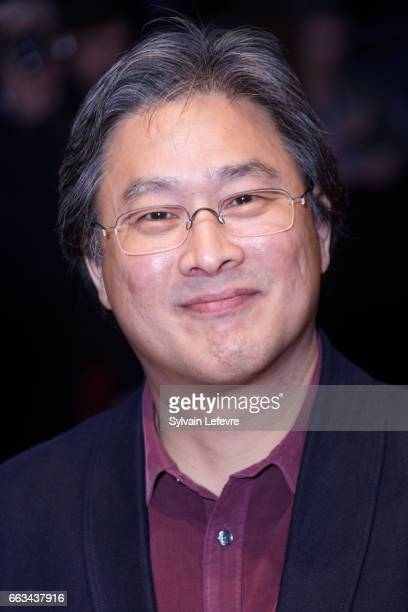 Park ChanWook attends 9th Beaune International Thriller Film Festival on March 31 2017 in Beaune France