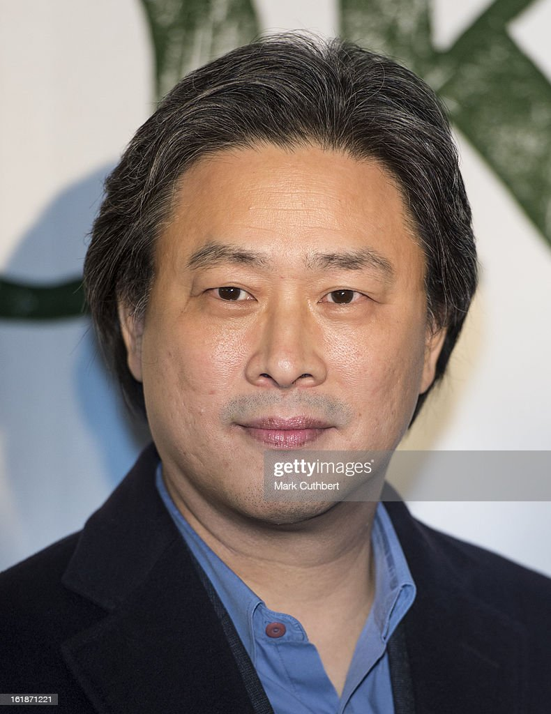 Park Chan-Wook attends a special screening of Stoker at Curzon Soho on February 17, 2013 in London, England.
