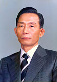 Park Chung Hee of Korea President of South Korea posing in official portrait