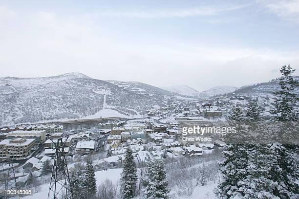 Park City Mountain Resort during the 2006 Sundance Film Festival