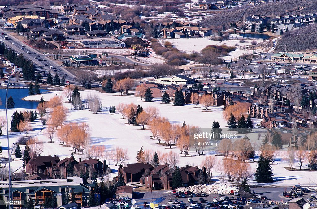 Park City, Utah Ski Resort
