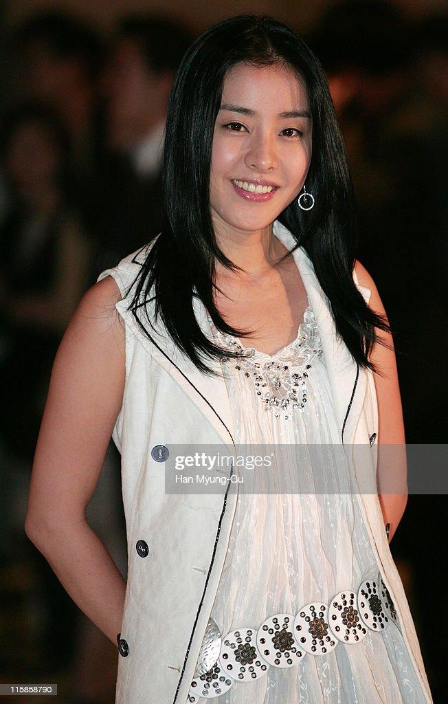 Park Eun-Hye during Kim Seung-Woo and Kim Nam-Ju Wedding - May 25, 2005 at W Seoul Walkerhill Vister Hall in Seoul, South, South Korea.