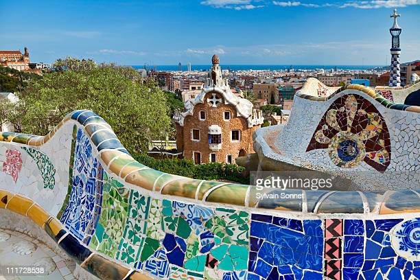 Park Guell Stock Photos and Pictures  Getty Images