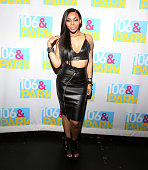 106 Park host Paigion attends 106 Park at BET studio on December 15 2014 in New York City