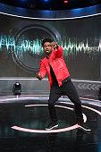 106 Park host Shorty da Prince attends 106 Park at BET studio on December 15 2014 in New York City
