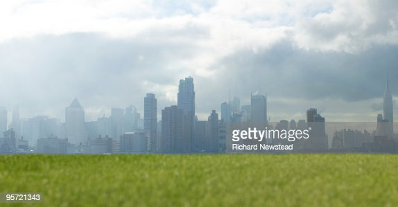 Park in the City : Stock Photo