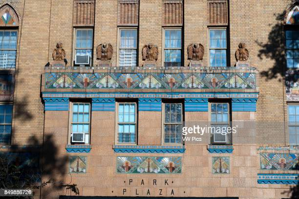 Park Plaza apartments in Bronx The Park Plaza Apartments were one of the first and most prominent art deco apartment buildings erected in the Bronx...