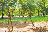 Park swings