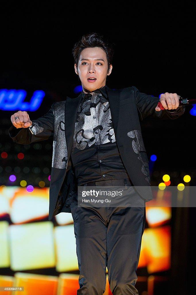 "JYJ Asia Tour ""The Return Of The King"""