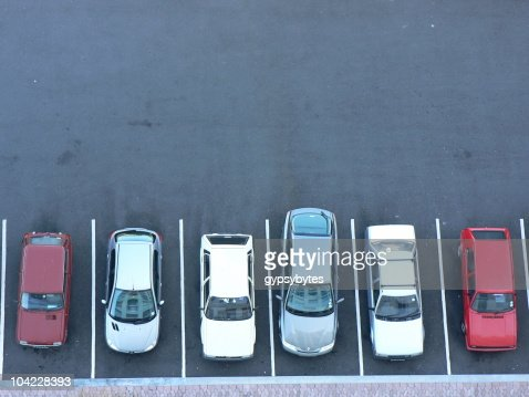 Parked cars