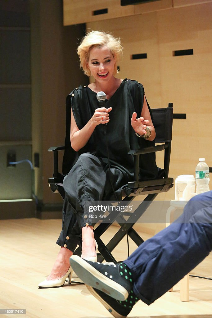 Parker Posey attends 2015 Film Society of Lincoln Center Summer Talks with Parker Posey event at Elinor Bunin Munroe Film Center on July 13, 2015 in New York City.