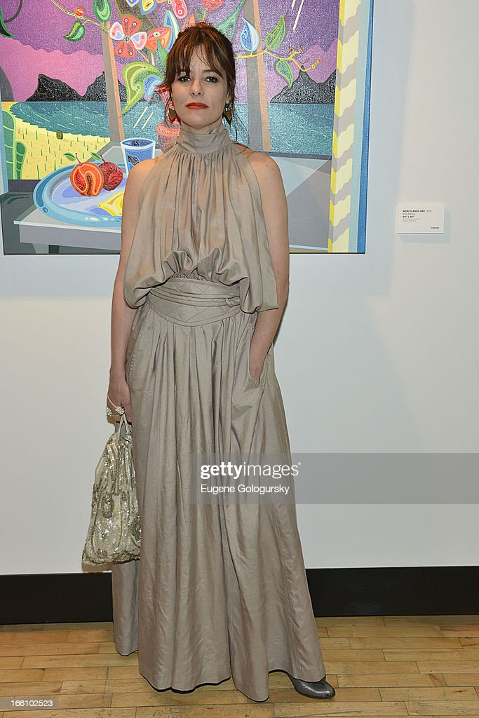 <a gi-track='captionPersonalityLinkClicked' href=/galleries/search?phrase=Parker+Posey&family=editorial&specificpeople=213402 ng-click='$event.stopPropagation()'>Parker Posey</a> attends the 2013 Tribeca Ball at New York Academy of Art on April 8, 2013 in New York City.