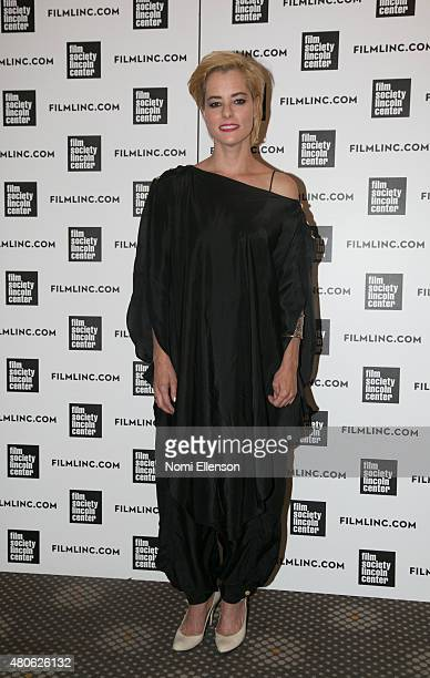 Parker Posey attends the 2015 Film Society of Lincoln Center Summer Talks with Parker Posey at Elinor Bunin Munroe Film Center on July 13 2015 in New...