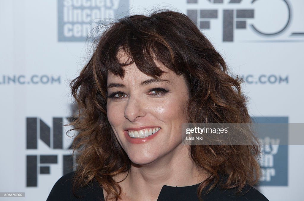 Parker Posey attends the Dazed and Confused 20th Anniversary cast reunion screening during the 51st New York Film Festival at Alice Tully Hall in...