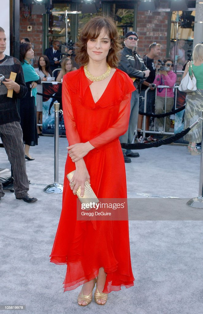 Parker Posey during World Premiere of 'Superman Returns' Arrivals at Mann's Village and Bruin Theaters in Westwood California United States