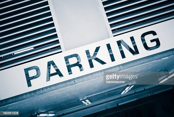 Parking Garage in Washington DC