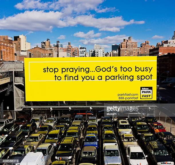 Parkplatz ist nicht einfach