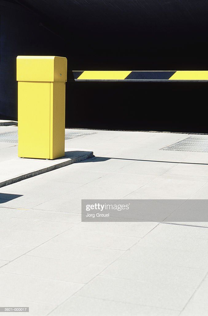 Parking Lot Barrier