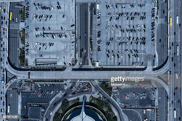 Parking lot, Los Angels