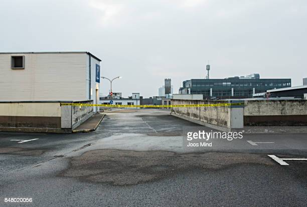 parking lot under criminal investigation