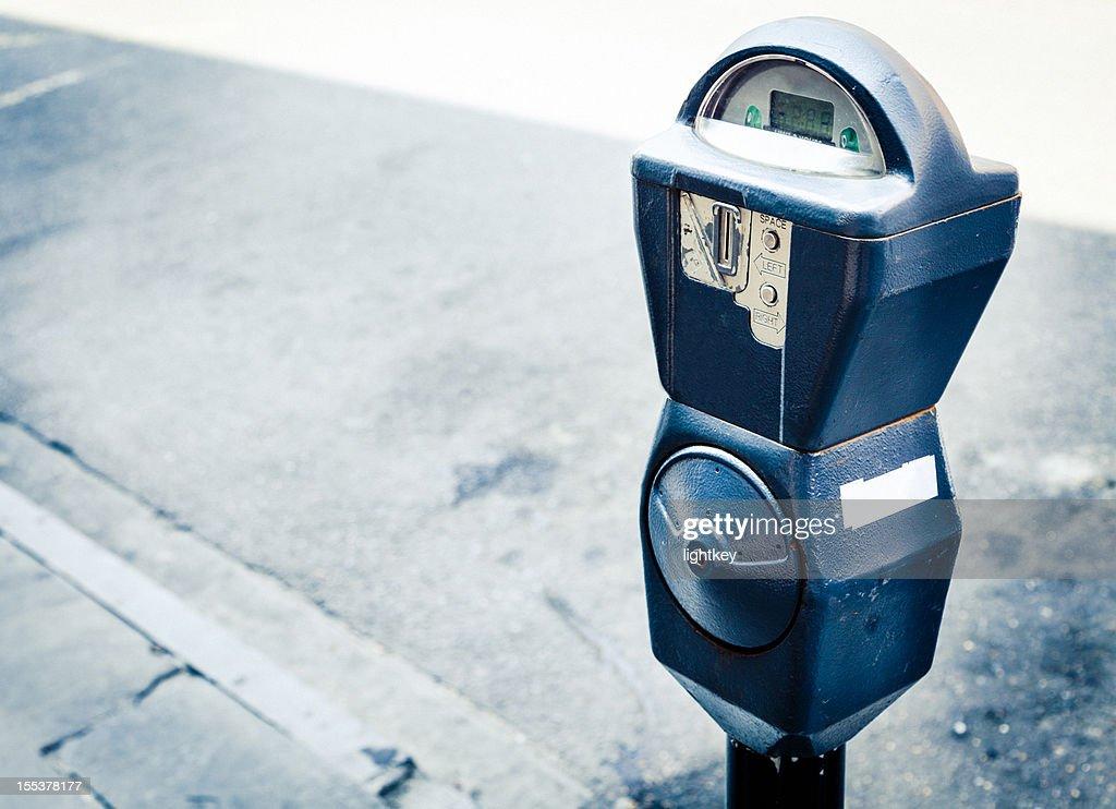 Parking Meter, New Orleans