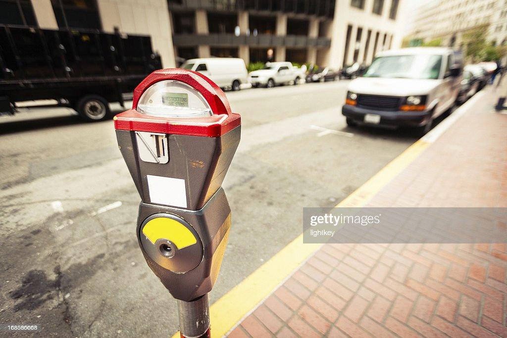 Parking Meter, San Francisco