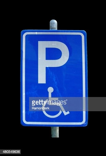 parking sign : Stock Photo