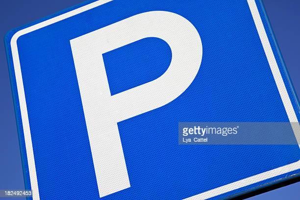 Parking sign # 2 XXXL