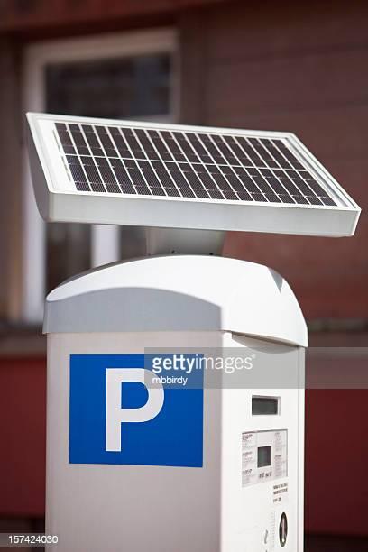 Parking ticket dispenser