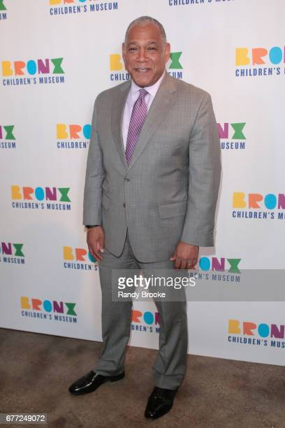 Parks Commissioner Mitchell Silver attends the 2017 The Bronx Children's Museum Gala at Tribeca Rooftop on May 2 2017 in New York City