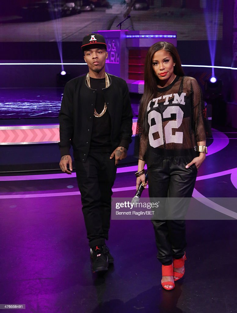 106 & Parks hosts <a gi-track='captionPersonalityLinkClicked' href=/galleries/search?phrase=Bow+Wow+-+Rapper&family=editorial&specificpeople=211211 ng-click='$event.stopPropagation()'>Bow Wow</a> and Keshia Chante attend 106 & Parkat BET studio on March 3, 2014 in New York City.