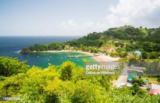 Parlatuvier Bay North Tobago