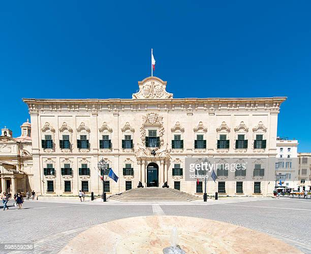 Parlament building in Malta