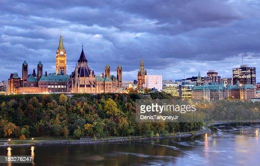 Parlamento Hill, Ottawa Canadá