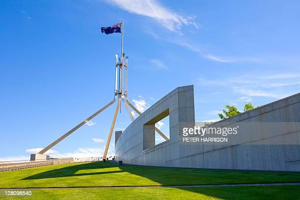Parliament House, Canberra, Australian Capital Territory, Australia
